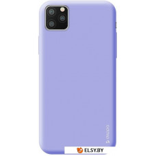 Чехол Deppa Gel Color Case для Apple iPhone 11 Pro (сиреневый)